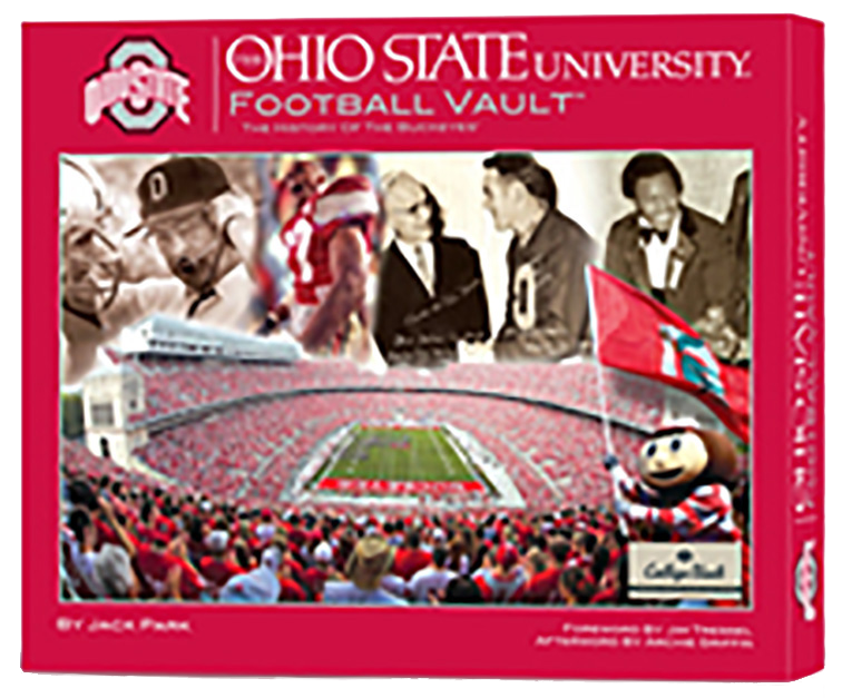 The Ohio State University Football Vault - by Jack Park